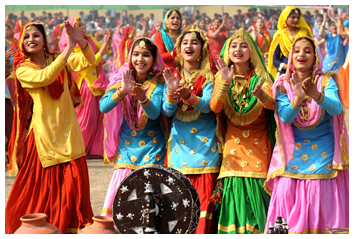 DANCE FORMS OF PUNJAB - Indian Scriptures
